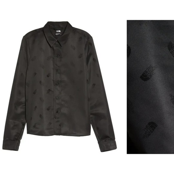 The North Face Black series Dress Shirt
